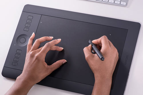 drawing tablet without screen