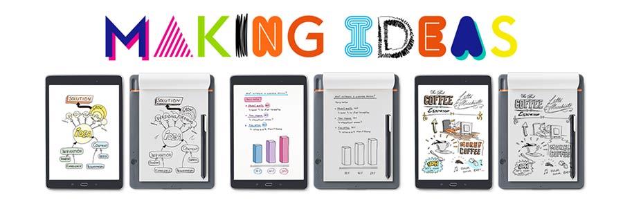 smart pads samples
