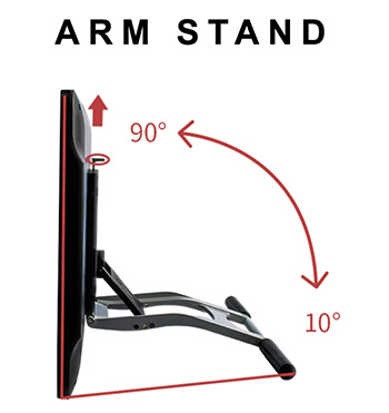Gaomon-tablet-arm-stand