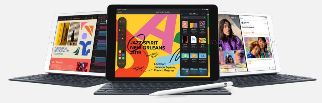 New Apple iPad tablet