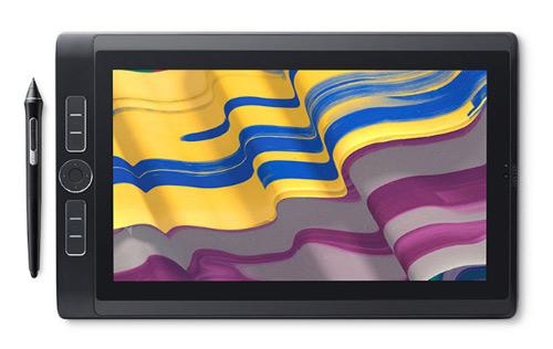 Standalone drawing tablet wacom mobile studio pro