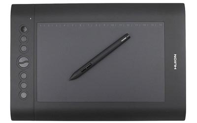 Huion 610 Pro tablet