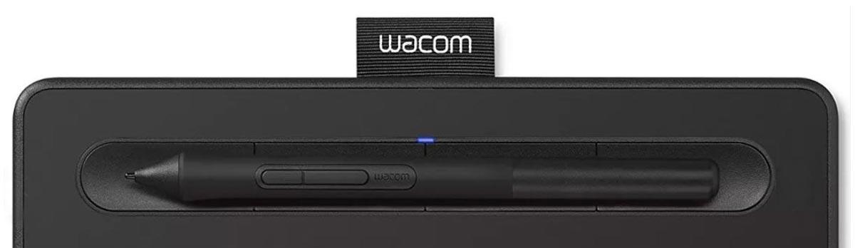 Wacom Intuos detail