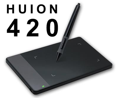 Huion 420 (Everything you need to know)