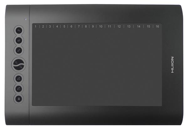 Huion H610 PRO v2 drawing tablet