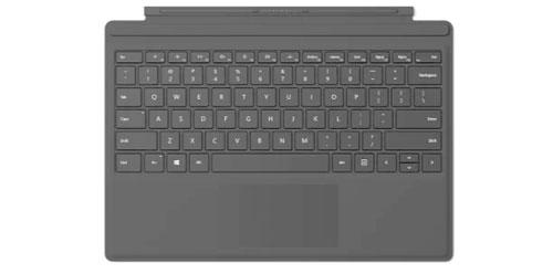 microsoft surface pro keyboard