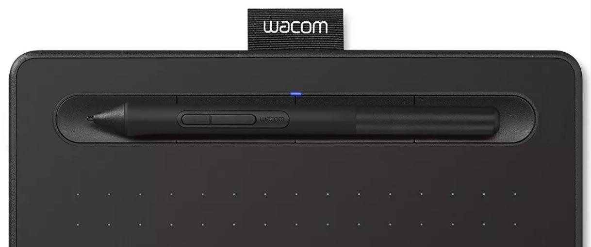 Wacom Intuos express keys