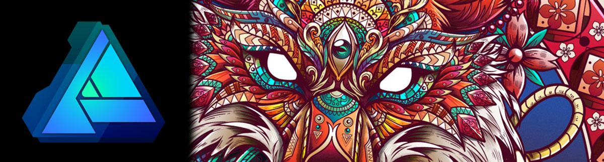 Affinity Designer illustration