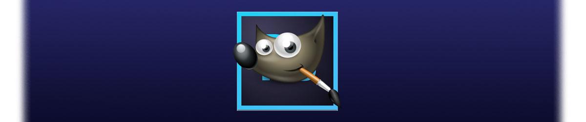 Free Photoshop alternative GIMP logo