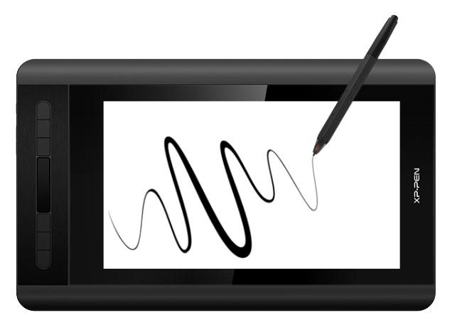 X-PEN Artist 12 drawing tablet