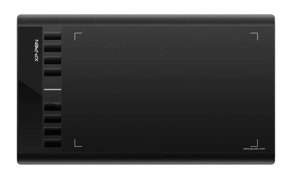 X-PEN Star03 V2 drawing tablet