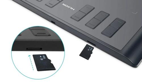 Huion 1060Plus 8GB MicroSD Card
