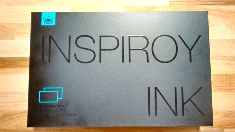 Inspiroy Ink packaging