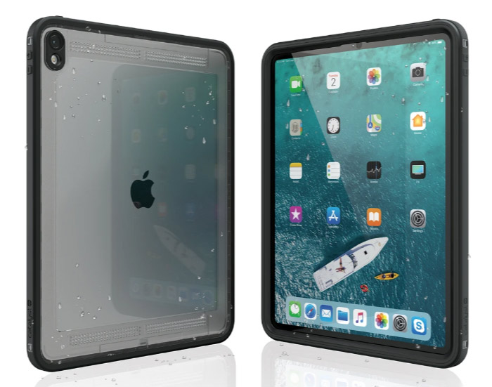 iPad Pro waterproof case