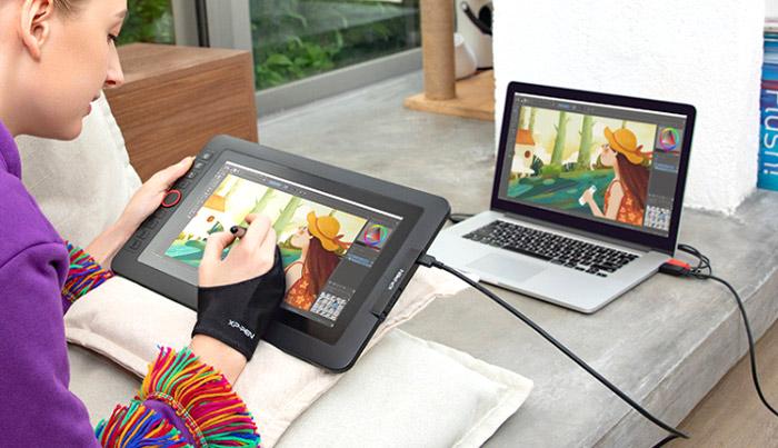 Artist 12 Pro Display Tablet