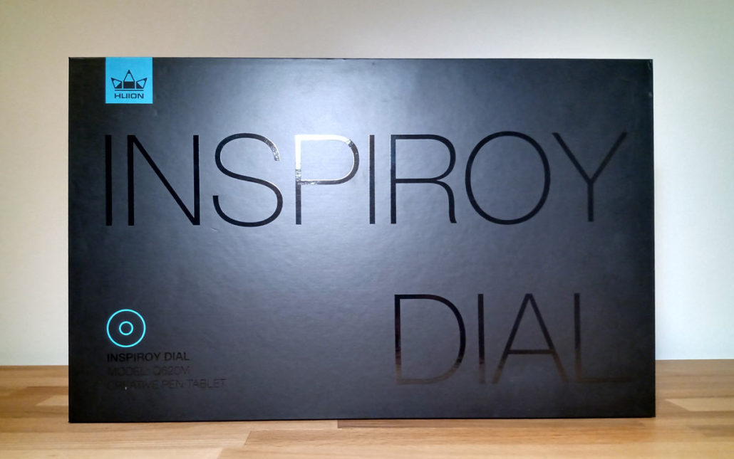 Inspiroy Dial Box